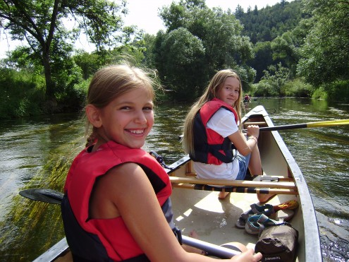 Kanu Sigmaringen