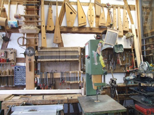 Instrumentenwerkstatt